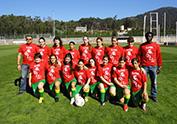 Jornadas de Futebol no Feminino
