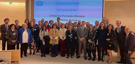 3.º Exame Periódico Universal de Direitos Humanos a Portugal