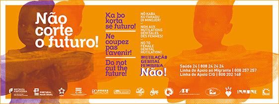 Campanha nacional «Não Corte o Futuro!»