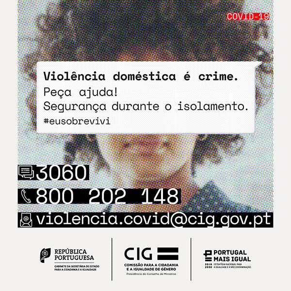 Campanha #EuSobrevivi   Cartões de alerta em 8 idiomas