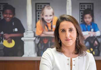 Rosa Monteiro - Secretária de Estado para a Cidadania e a Igualdade
