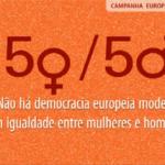 50/50 – Mulheres e Homens na Participação Política