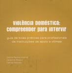 Violência Doméstica: Compreender para Intervir VG2