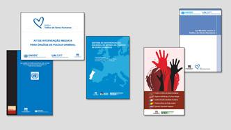 Novas Publicações CIG sobre Tráfico de Seres Humanos