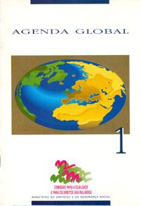 """Coleção """"Agenda Global"""""""
