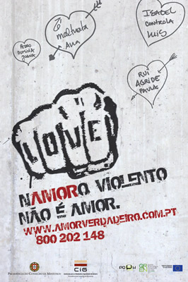 Namoro Violento Não É Amor