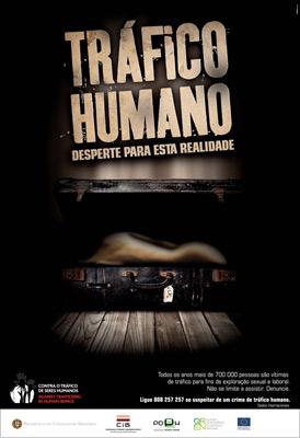 Tráfico Humano- Desperte para esta realidade