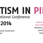 Conferência Internacional Autism in Pink, 16 de Maio 2014 – Fundação Calouste Gulbenkian, Lisboa