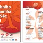 """""""Família e Trabalho no Séc. XXI"""", dia 13 de Fevereiro, em Lisboa, pelas 9h00 no Auditório do CEFOSAP"""
