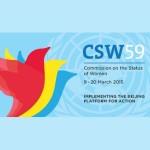 Declaração Política por ocasião do 20º Aniversário da IV Conferência Mundial sobre as Mulheres (10 mar., Nova Iorque)
