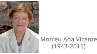 Morreu Ana Vicente (1943-2015)