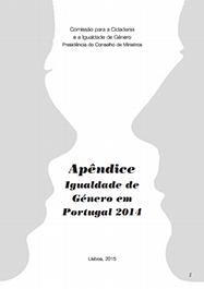 Igualdade de Género em Portugal 2014 - Apêndice