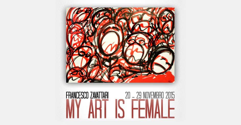 «Os Percursos do Art'themis»: Exposição de Francesco Zavattari (20-29 nov., Coimbra)