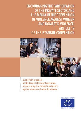 Documento do CoE sobre o Artigo 17.º da Convenção de Istambul
