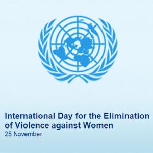 25 de novembro – Dia Internacional para a Eliminação da Violência Contra as Mulheres