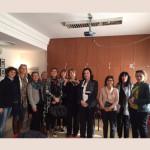 Visita da Delegação da Macedónia à CIG
