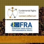 FRA realiza Forum sobre Direitos Fundamentais (20-23 jun., Viena)