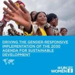 Estratégia e Roteiro para a Implementação Sensível ao Género dos ODS