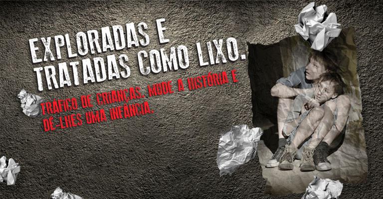 Lançamento Nacional da Campanha contra o Tráfico de Seres Humanos 1