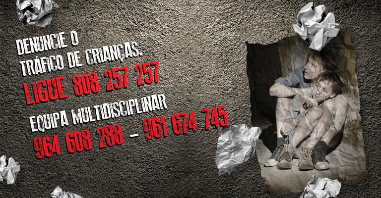 Lançamento Nacional da Campanha contra o Tráfico de Seres Humanos 2