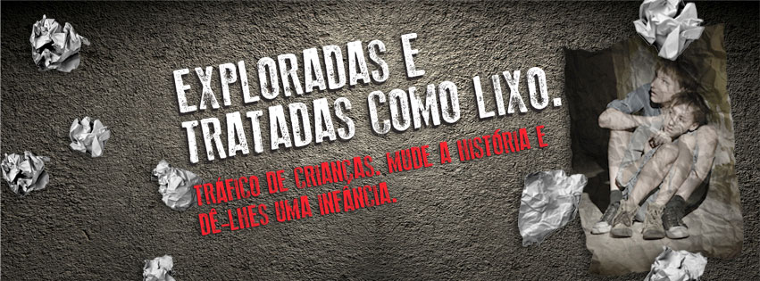 Lançamento Nacional da Campanha contra o Tráfico de Seres Humanos (13 out., Lisboa)