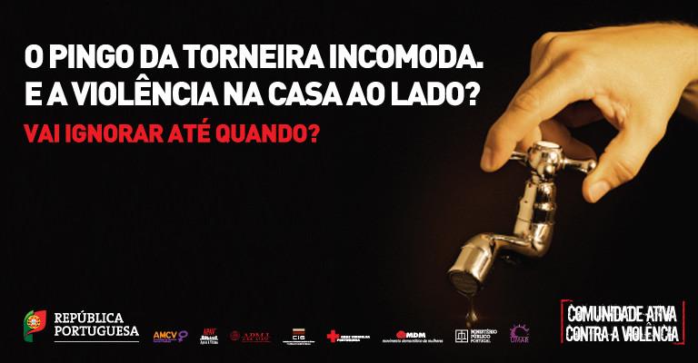 Campanha Nacional «Comunidade Ativa contra a Violência» 1