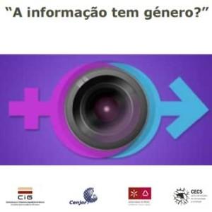 «A Informação Tem Género?»: Seminários Formativos para Estudantes e Profissionais de Comunicação @ Universidade do Minho | Braga | Braga | Portugal