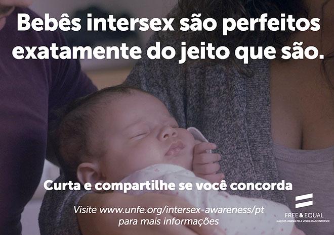 Campanha da ONU sobre os Direitos das Pessoas Intersexo