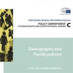 Novo Estudo: «Políticas Demográficas e de Família segundo uma Perspetiva de Género»