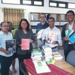 CIG Oferece Publicações a Timor-Leste