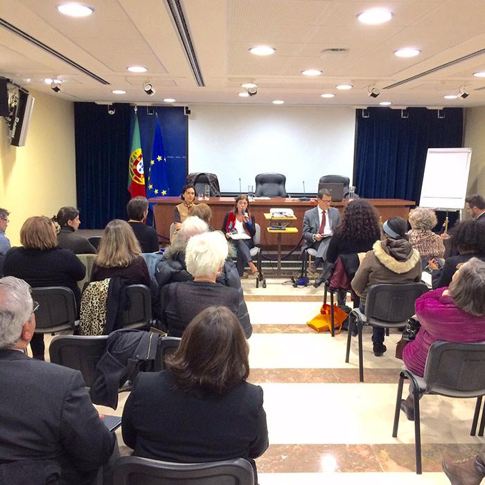 Reunião extraordinária da Secção de ONG do Conselho Consultivo da CIG (15 fev. 2017)