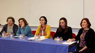 Presidente da CIG na Sessão de abertura do Curso de Pós Graduação em Saúde Sexual e Reprodutiva: Mutilação Genital Feminina (24 fev., Setúbal)
