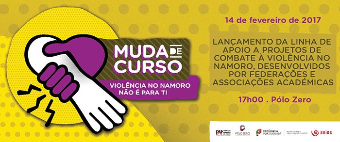Apresentação da linha de apoio a projetos de combate à violência no namoro (14 fev., Porto)