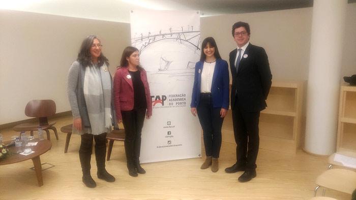 Sessão de apresentação da linha de apoio a projetos de combate à violência no namoro