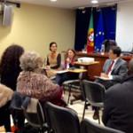 Reunião extraordinária da Secção de ONG do Conselho Consultivo da CIG