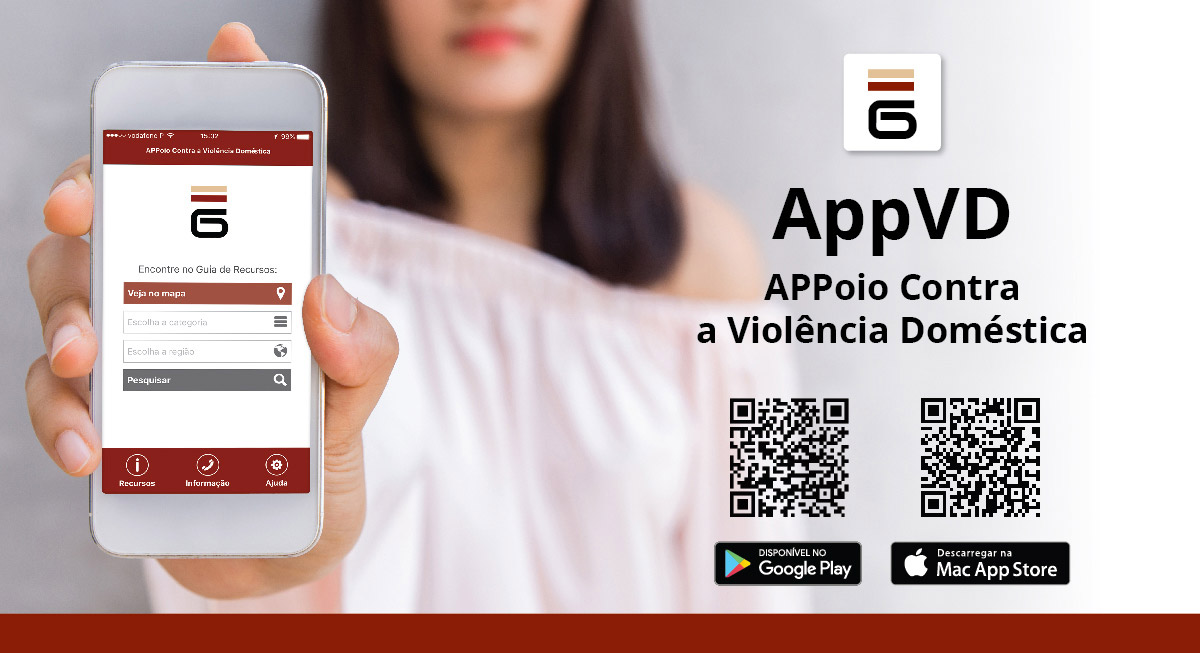 App de apoio a vítimas de violência doméstica