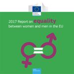 """Comissão Europeia: """"Relatório sobre igualdade entre mulheres e homens 2017"""""""