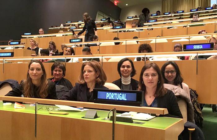 Secretária de Estado para a Cidadania e a Igualdade participa em Conferência da ONU sobre Mutilação Genital Feminina