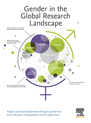 "Relatório ""Gender in the Global Research Landscape"""
