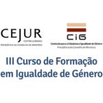 4.º módulo do III Curso de Formação em Igualdade de Género (5 maio, Lisboa)