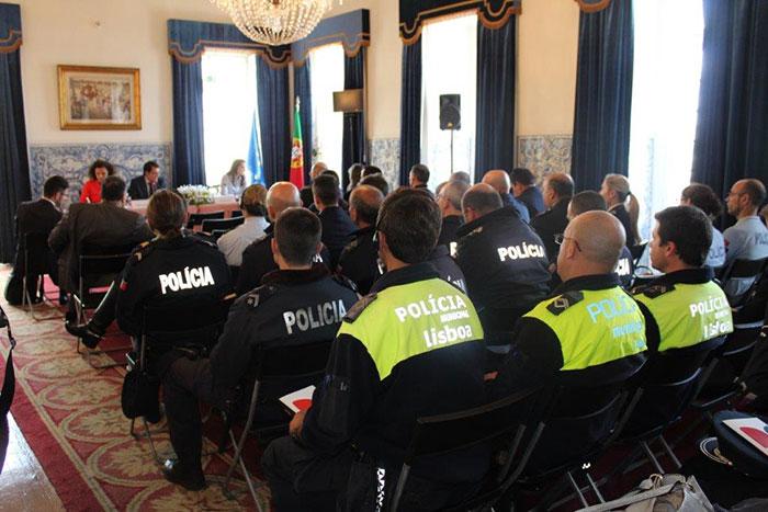 """Apresentação do manual do Conselho da Europa """"Policiamento de crimes de ódio homofóbicos e transfóbicos"""""""