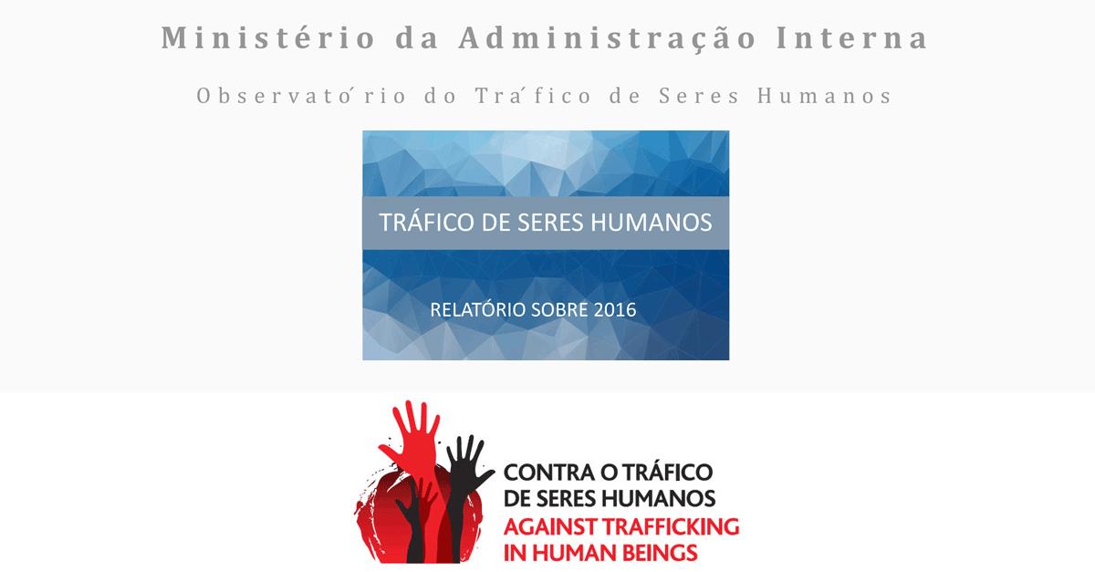 Novo relatório sobre tráfico de seres humanos