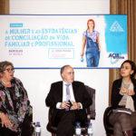 """Tertúlia """"A mulher e as estratégias de conciliação da vida familiar e profissional"""""""