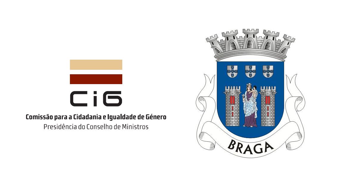 Celebração de protocolo de cooperação entre a CIG e o Município de Braga (3 jul., Braga)