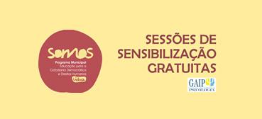 Sessões de sensibilização na área da cidadania (28 jul-28 ago., Lisboa)