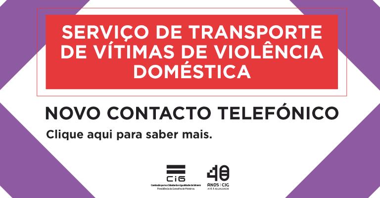 Serviço de Transporte de Vítimas de Violência Doméstica