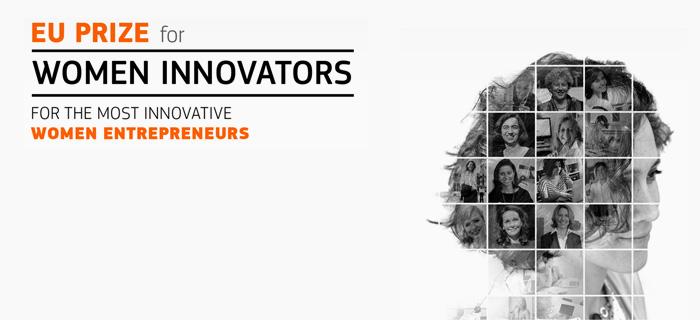 Prémio UE para Mulheres Inovadoras 2018