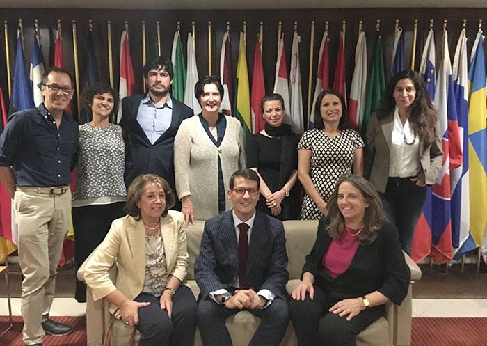 Delegação do Comité dos Direitos da Mulher e Igualdade de Género em Portugal (30-31 out., Lisboa)