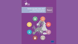 """EIGE: Publicação do relatório """"Gender equality index 2017"""""""