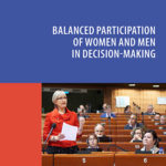 "Conselho da Europa: Publicação do relatório ""Balanced participation of women and men in decision making"""